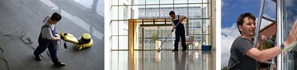 čišćenje zgrada