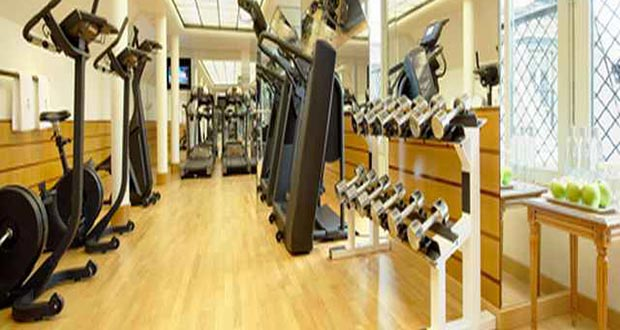 Cleaning of fitness and other sport's facilities